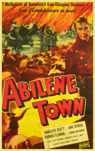 Abilene Town free western movie
