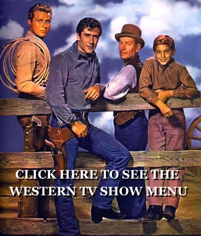 western-tv-shows-to watch-menu